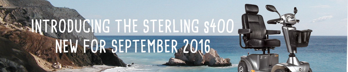 Sterling S400 - New for 2016
